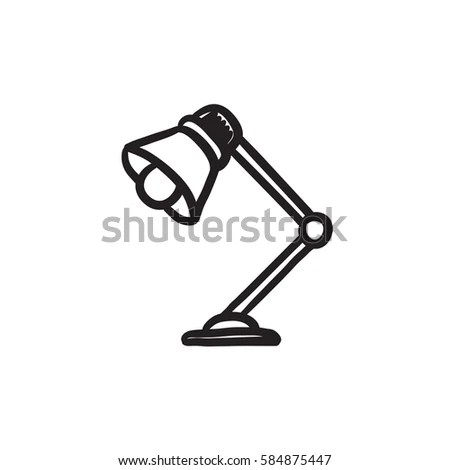 Lamp Drawing Stock Images, Royalty-Free Images & Vectors