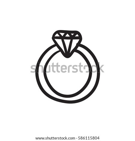 Diamond Ring Hand Stock Images RoyaltyFree Images