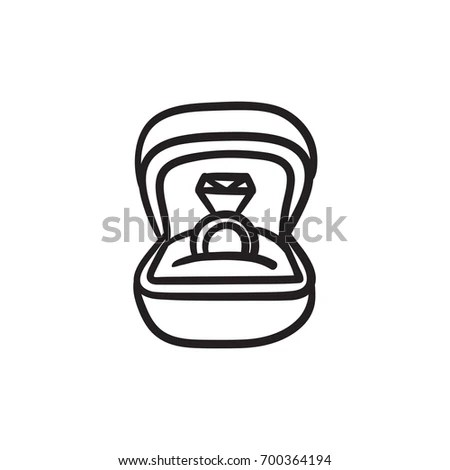 Ring Box Stock Images RoyaltyFree Images  Vectors