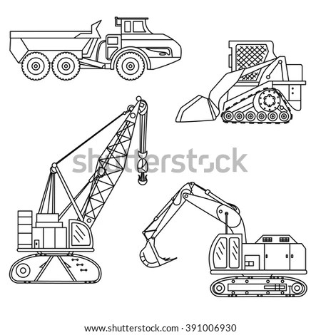 People Mining Coloring Pages