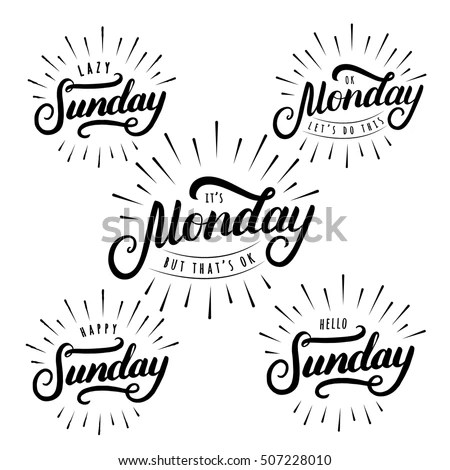 Sunday Stock Photos, Royalty-Free Images & Vectors