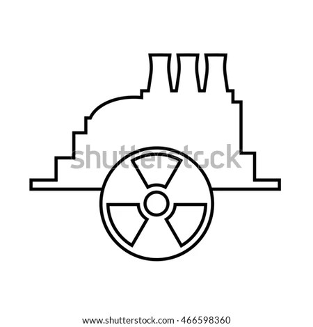 Hydrogen Filling Station Icon Hydrogen Fuel Stock Vector