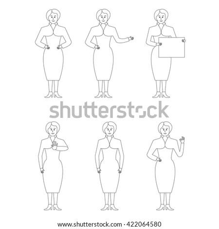 Educational Illustration Human Anatomy Systems Organs