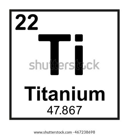Periodic Table Element Lutetium Stock Vector 467692394