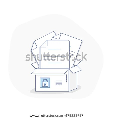 Confidential Stock Images, Royalty-Free Images & Vectors
