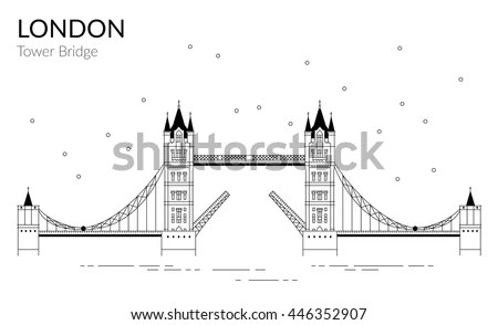 Covered Bridge Vector Stock Images, Royalty-Free Images