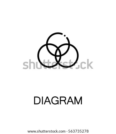 Family Four People Abstract Symbolsicons Using Stock