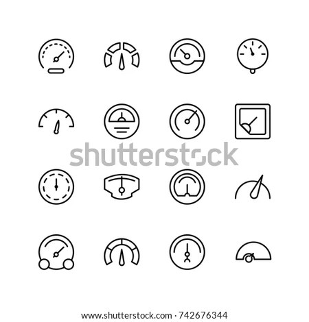 Tachometer Stock Images, Royalty-Free Images & Vectors