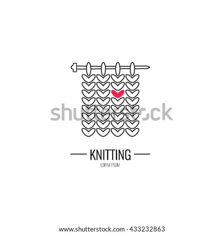 Knit From Yarn Stock Images, Royalty-Free Images & Vectors