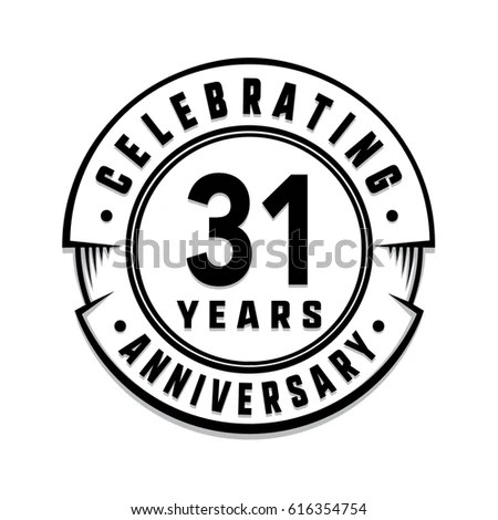 31 Anniversary Stock Images, Royalty-Free Images & Vectors