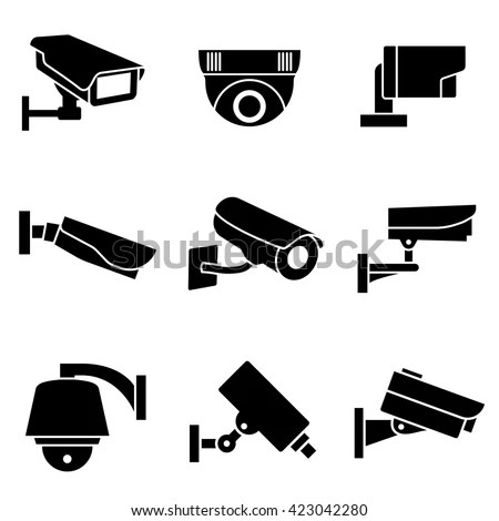 Surveillance Symbol Stock Images, Royalty-Free Images