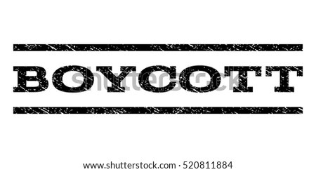 Boycott Stock Photos, Royalty-Free Images & Vectors