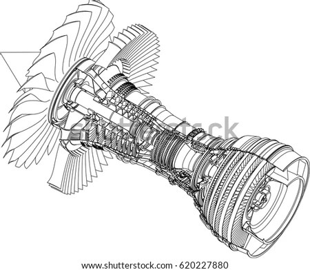 Jet Engine Stock Images, Royalty-Free Images & Vectors
