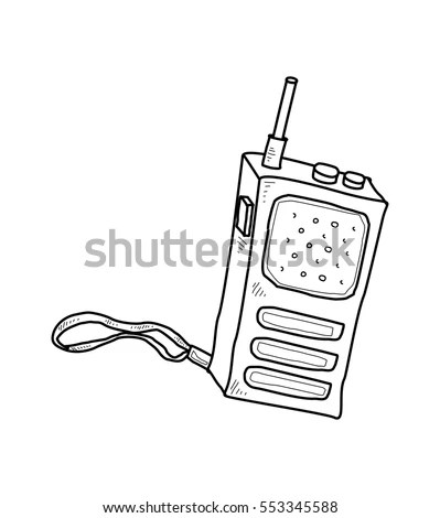 Walkie-talkie Stock Images, Royalty-Free Images & Vectors