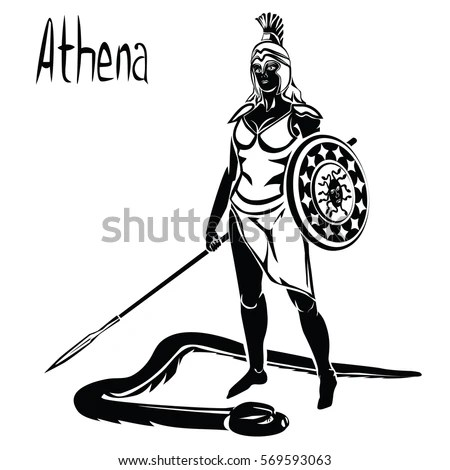 Athena Definition Art