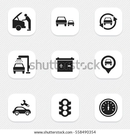 Car Dealership Symbols Car Hood Icon Wiring Diagram ~ Odicis