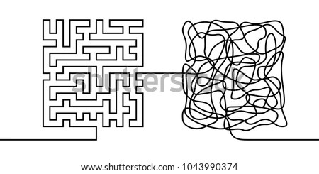 Chaos Symbol Stock Images, Royalty-Free Images & Vectors