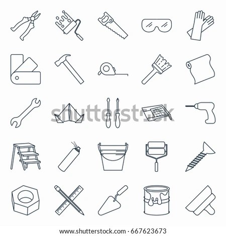 Hammer Icon Stock Images, Royalty-Free Images & Vectors