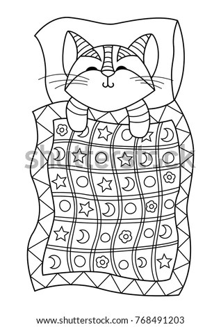 Mexican Blanket Coloring Page Coloring Pages