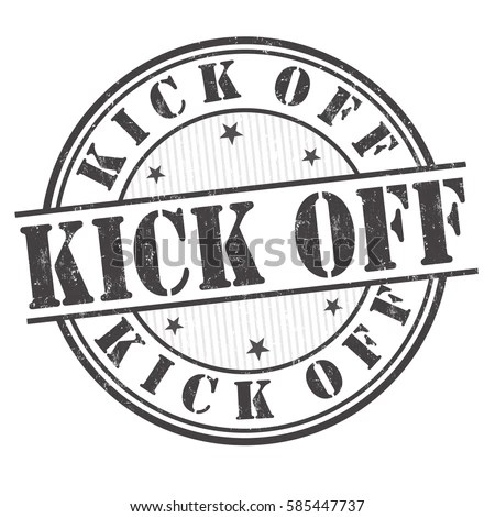 Kick-off Stock Images, Royalty-Free Images & Vectors