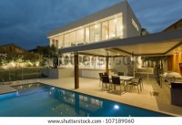 Modern House Stock Images, Royalty-Free Images & Vectors ...