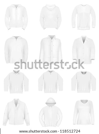 Sweater Template Stock Images, Royalty-Free Images