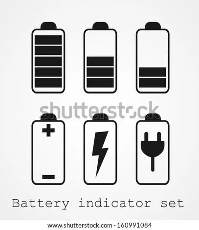 Battery Indicator Symbol Temperature Symbol Wiring Diagram