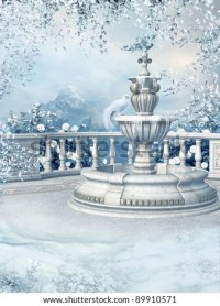 Frozen Fountain Stock Images, Royalty-Free Images ...