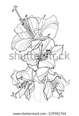Pen And Ink Drawing Stock Images, Royalty-Free Images