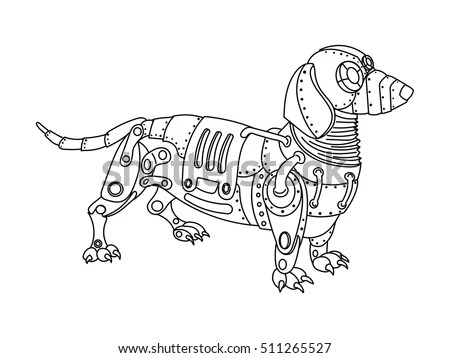 Dachshund Stock Photos, Royalty-Free Images & Vectors