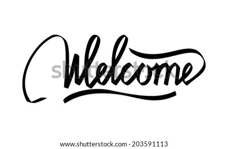 Welcome Banner Stock Images, Royalty-Free Images & Vectors