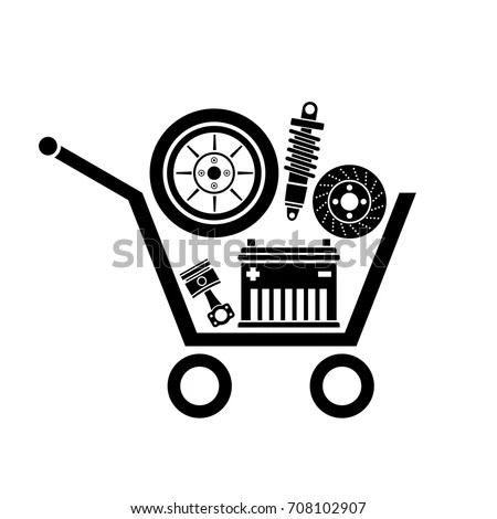 Auto Parts Stock Images, Royalty-Free Images & Vectors