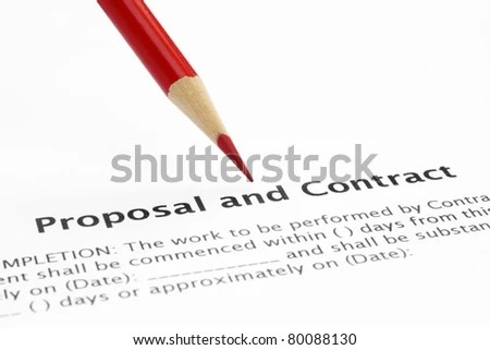 Business Proposal Stock Images, Royalty-Free Images