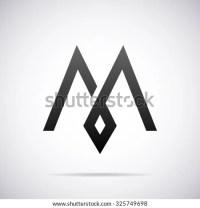 Logo Letter M Design Template Stock Vector 325749698 ...
