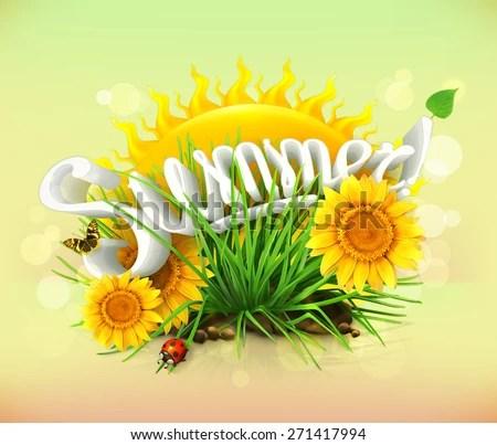 sunflower stock vectors & vector