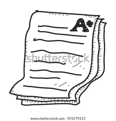 Exam Paper Stock Images, Royalty-Free Images & Vectors