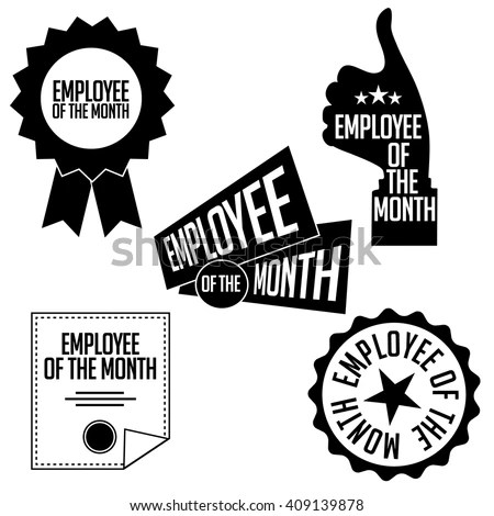 Employee Of The Month Stock Images, Royalty-Free Images