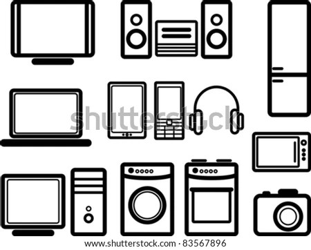 Electronic equipment Stock Photos, Images, & Pictures