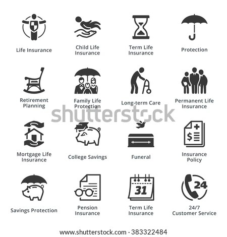 Life Insurance Stock Images, Royalty-Free Images & Vectors