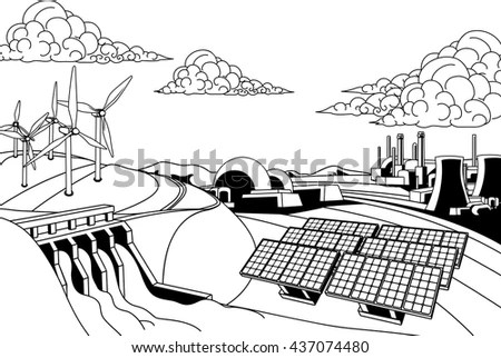 Energy Source Stock Images, Royalty-Free Images & Vectors