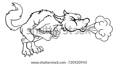 Wolf Down Stock Images, Royalty-Free Images & Vectors