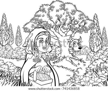 Little Red Riding Hood Stock Images, Royalty-Free Images