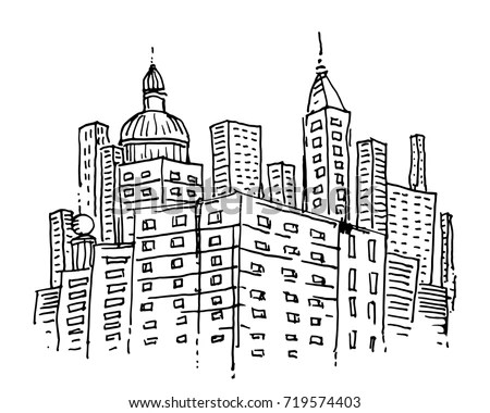 Building Drawing Stock Images, Royalty-Free Images
