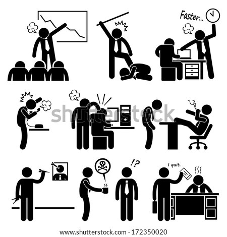 Business Stick People Stock Images, Royalty-Free Images