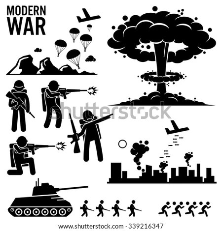 Warfare Stock Images, Royalty-Free Images & Vectors