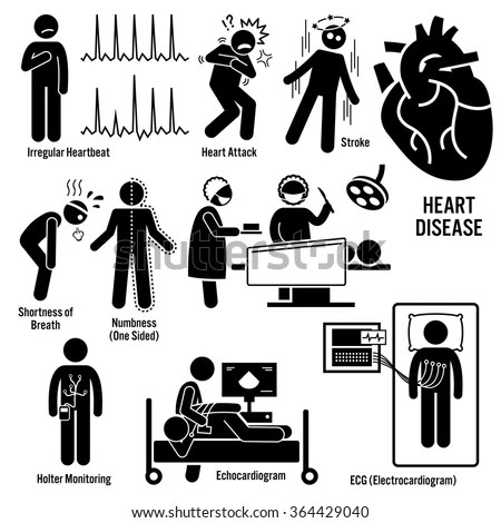 Heart Disease Stock Images, Royalty-Free Images & Vectors