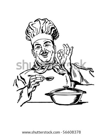 Art Of Cooking Stock Photos, Royalty-Free Images & Vectors