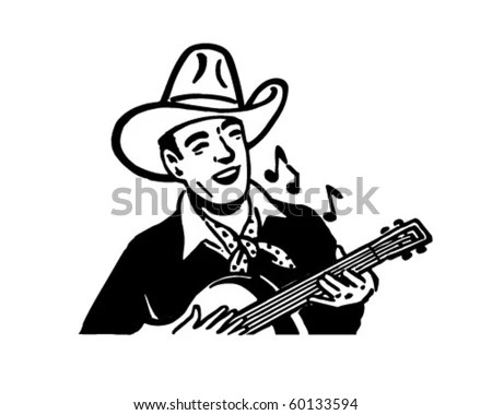 Cowboy Guitar Stock Images, Royalty-Free Images & Vectors