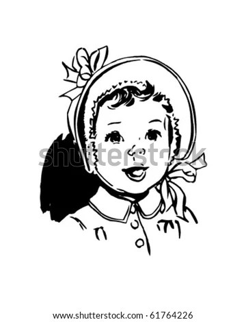 Baby Bonnet Stock Images, Royalty-Free Images & Vectors
