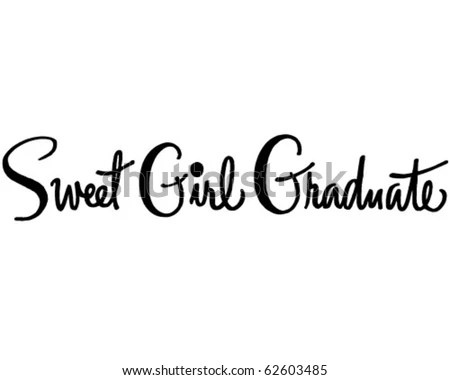 Graduated Girl Stock Photos, Royalty-Free Images & Vectors